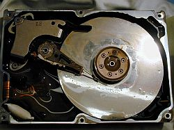 how to recover photos from a damaged hard drive