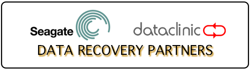 DataClinic Seagate Data Recovery Partnership