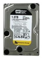 A Western Digital WD1002FBYS hard disk