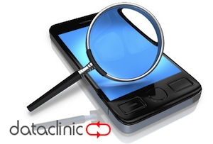 Phone data recovery by Data Clinic