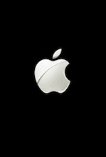 iPhone boot logo