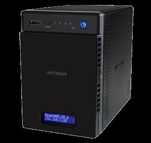 Netgear NAS RAID 5