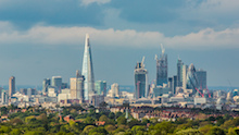 City of London, photograph