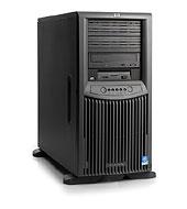 HP ML server
