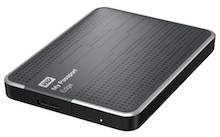 WD My Passport Edge HDD
