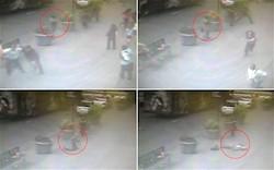 Example CCTV footage