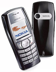 An old pre Windows Nokia mobile phone