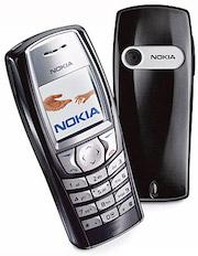 An old pre Windows Nokia mobile phone