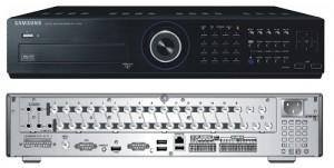 A Samsung SRD1670D CCTV system
