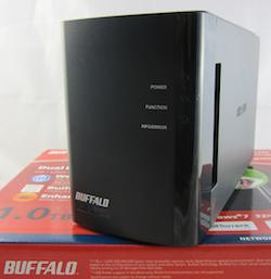 Help and Advice: A Buffalo LinkStation in Emergency Mode