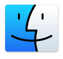 Mac Finder Application icon