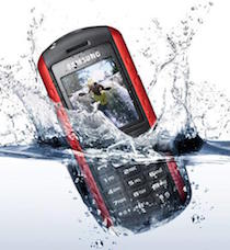 Drowned Phone