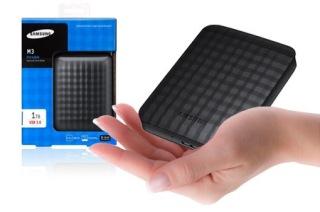 Samsung M3 hard drive
