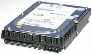 a scsi hard drive