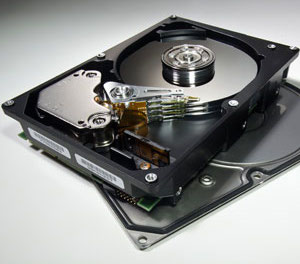 Hard drive evaluation service