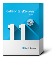 Kroll Ontrack Easy Recovery software