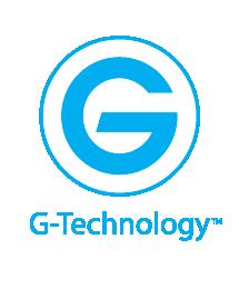 G Technology Logo Hd V2 Cyan