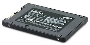 evo 840 ssd hard drive