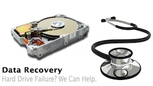 unrecognised hdd