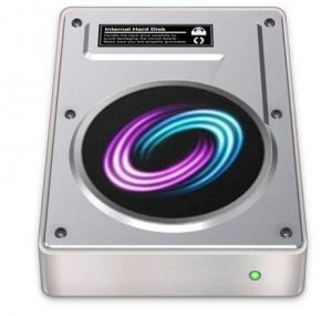 Apple fusion hard drive