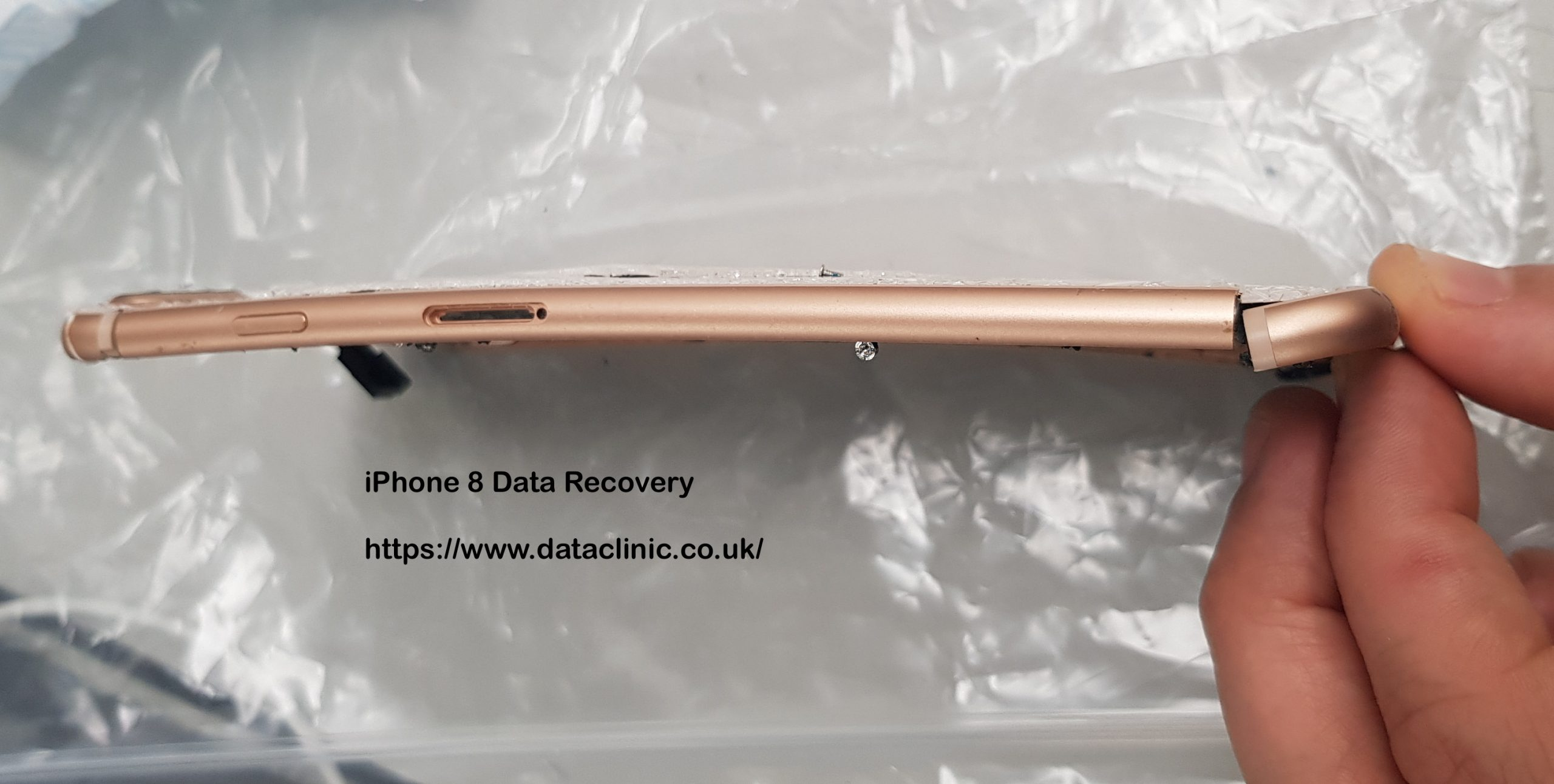 iphone 8 damaged data recovery