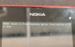 Nokia phone recovery
