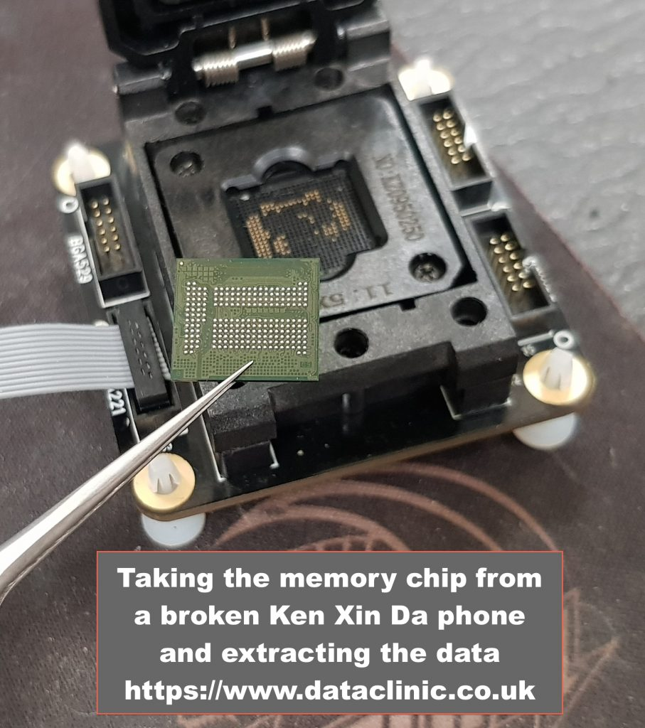KenXinDa phone data recovery