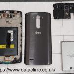 LG disassembly